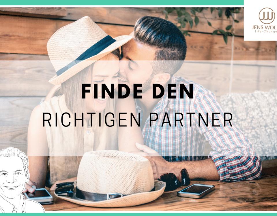 Den richtigen partner kennenlernen